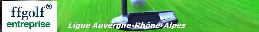Golf  Entreprise  Auvergne-Rhône-Alpes